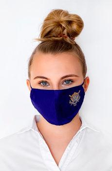 Mundschutz. Individuell bedruckte und bestickte Masken. Individueller Aufdruck und Bestickung.